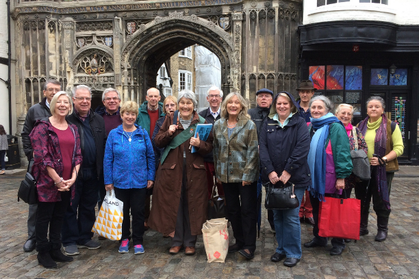 Huguenots Group Tour