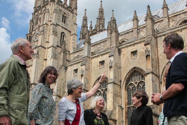 Tour of Cathedral Precincts
